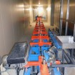 5 power free conveyor birail xd37 45 05