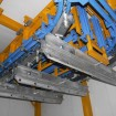 2 power free two rail conveyor xd45 59 01
